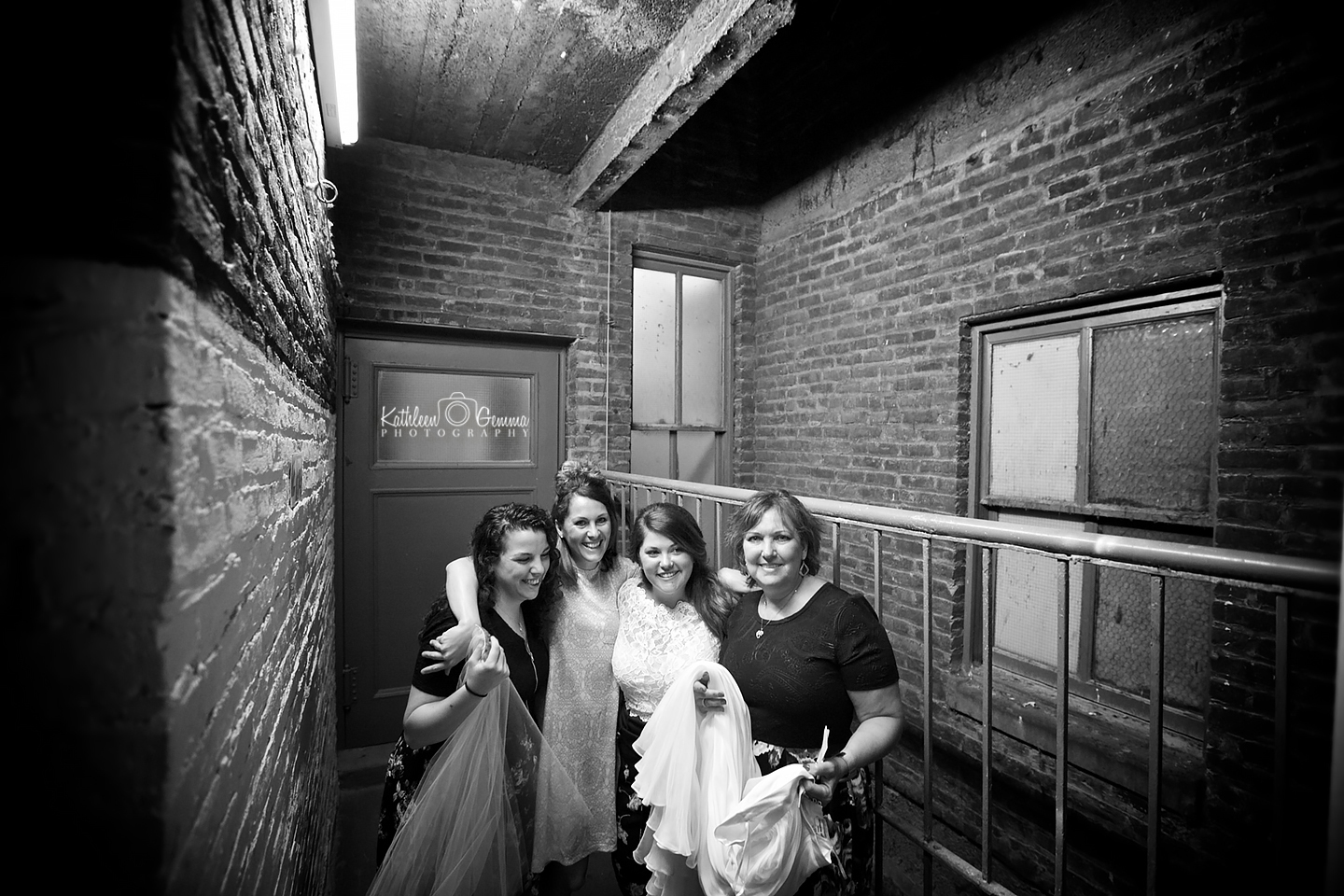 Stephanie & Matt's Non Traditional NYC Soho Wedding Party 12.jpg