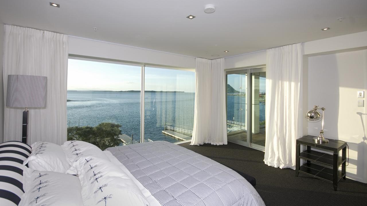 Nautilus Tauranga Apartment 303 bedroom
