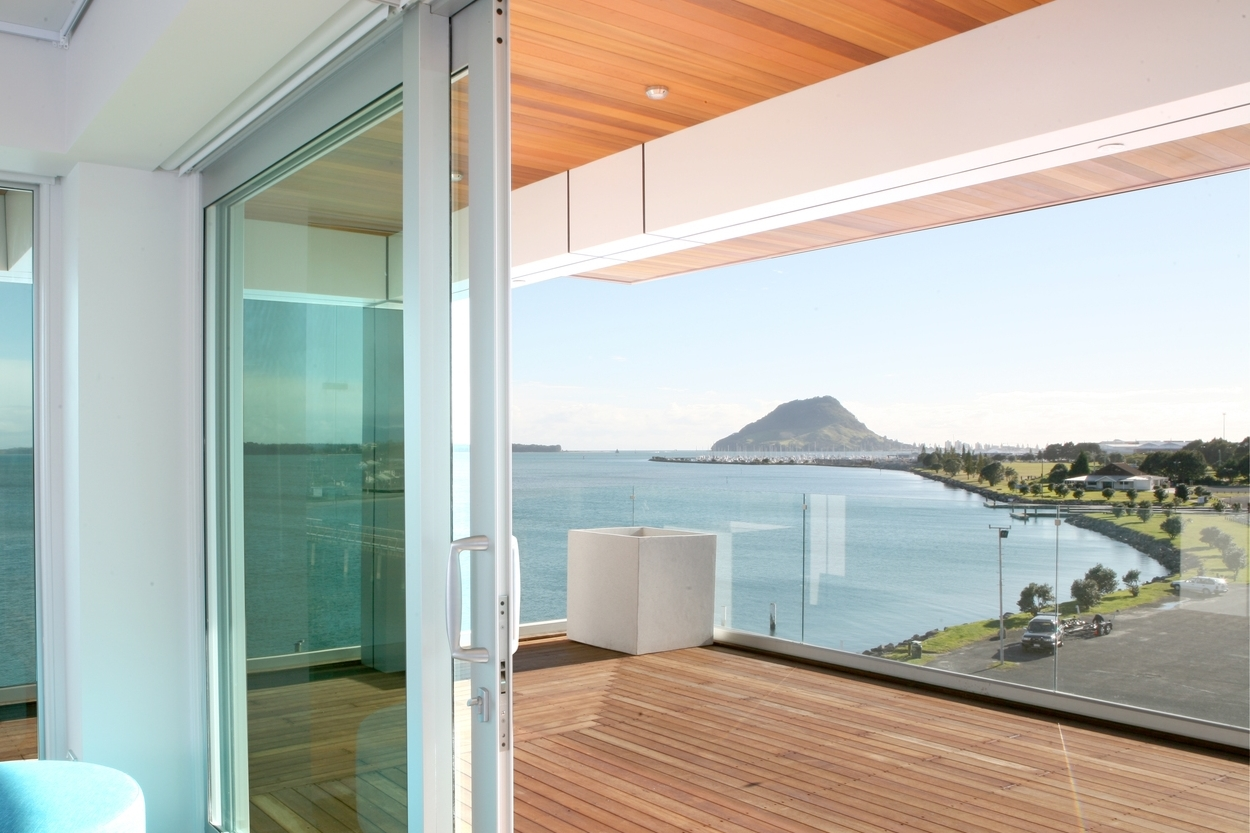 Nautilus Apartments - Tauranga, New Zealand