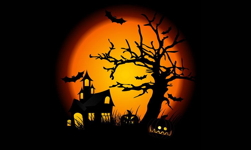 Positive Energy Halloween
