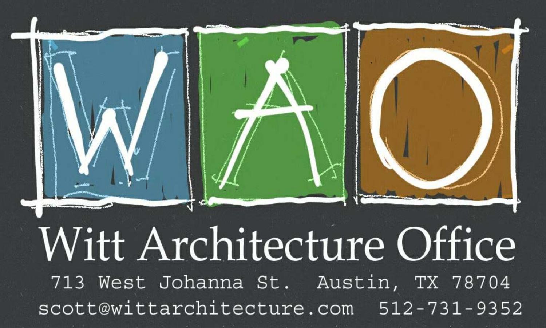 witt architecture office logo