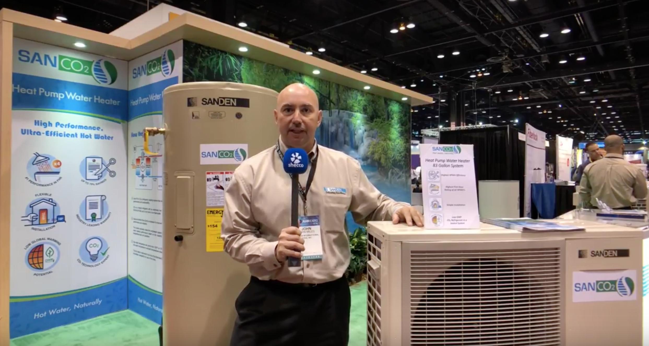 John Miles, Sanden Hot Water Heaters