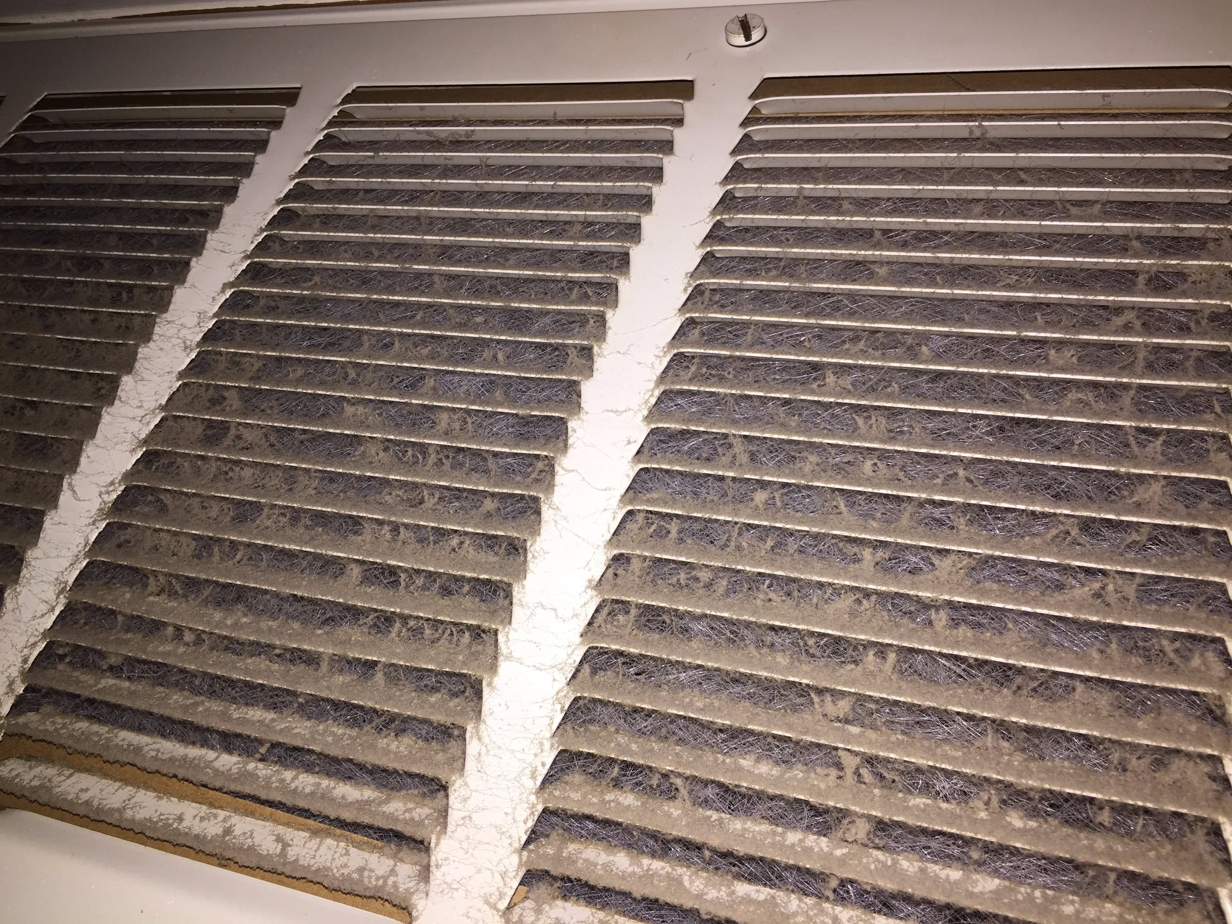 Dust Clumping In High Humidity
