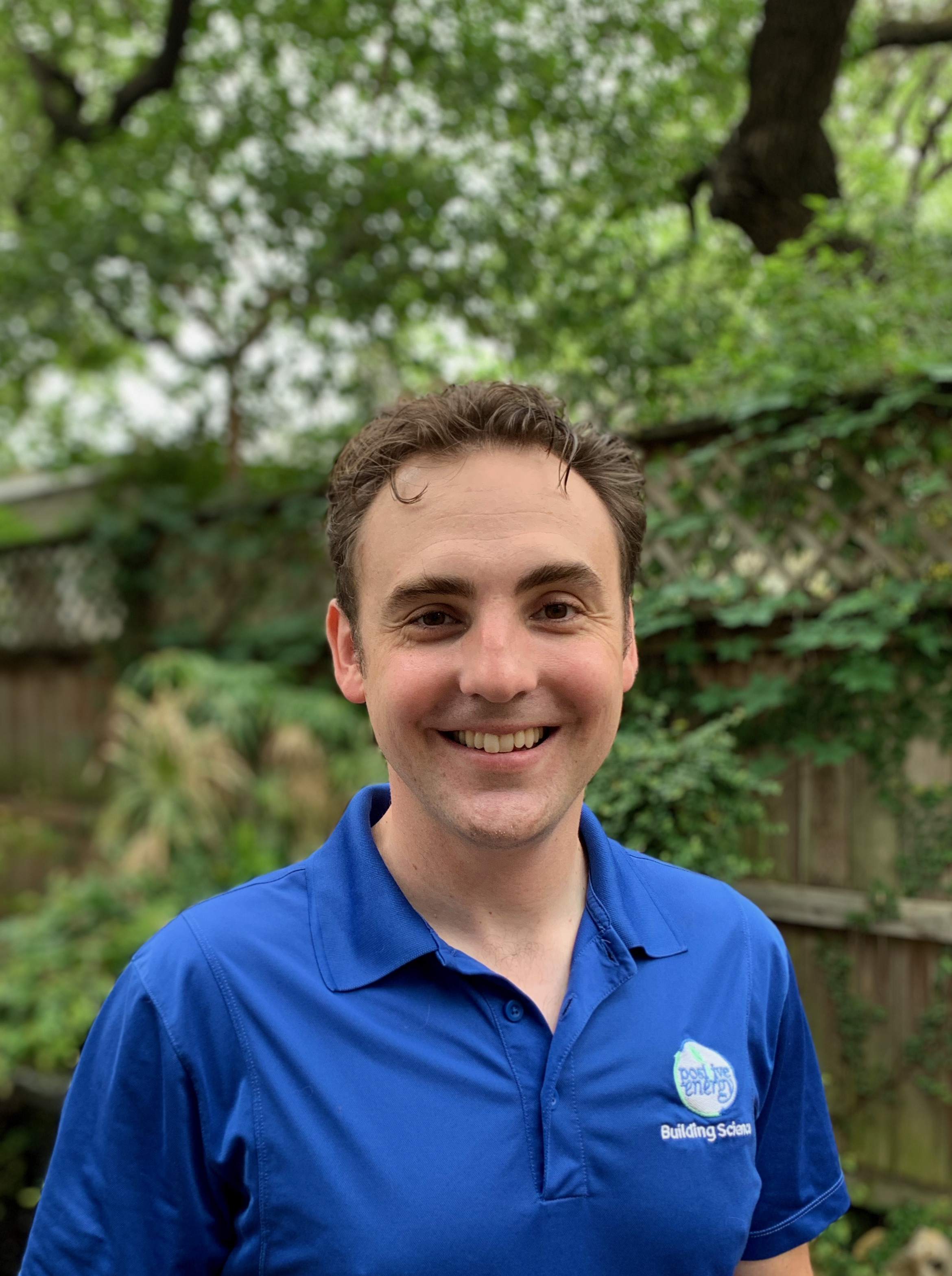 Sean Harris, Building Science Consultant, Field Manager