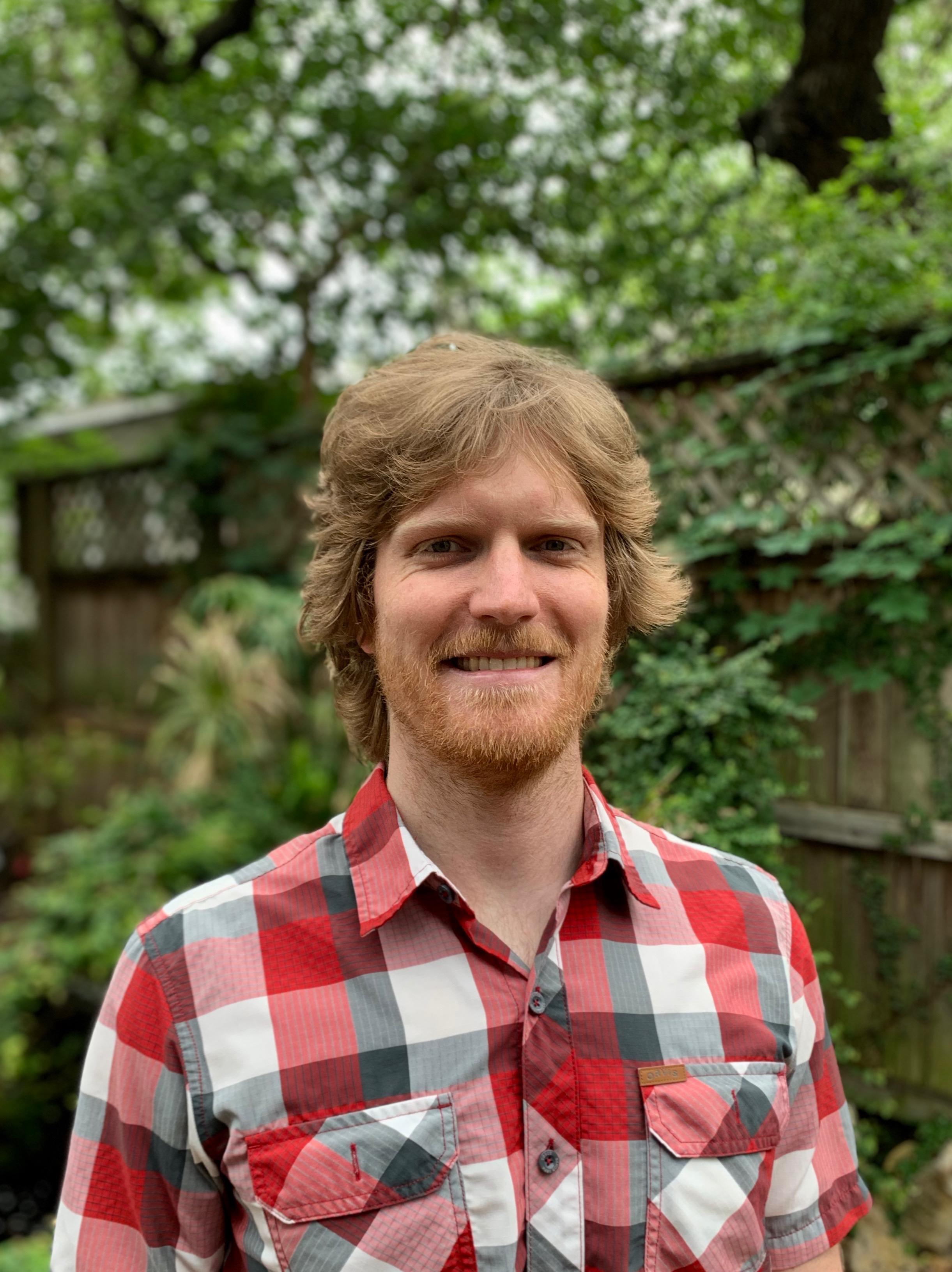 Charles Upshaw, PhD, Lead Engineer