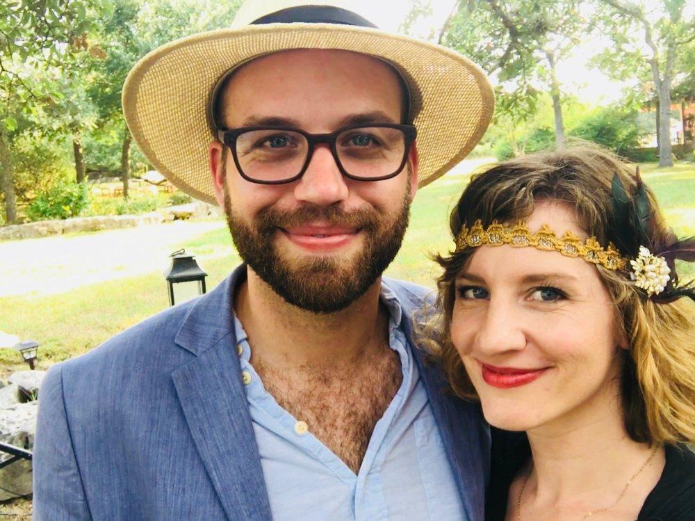 Sierra Skorka and Michael Walker