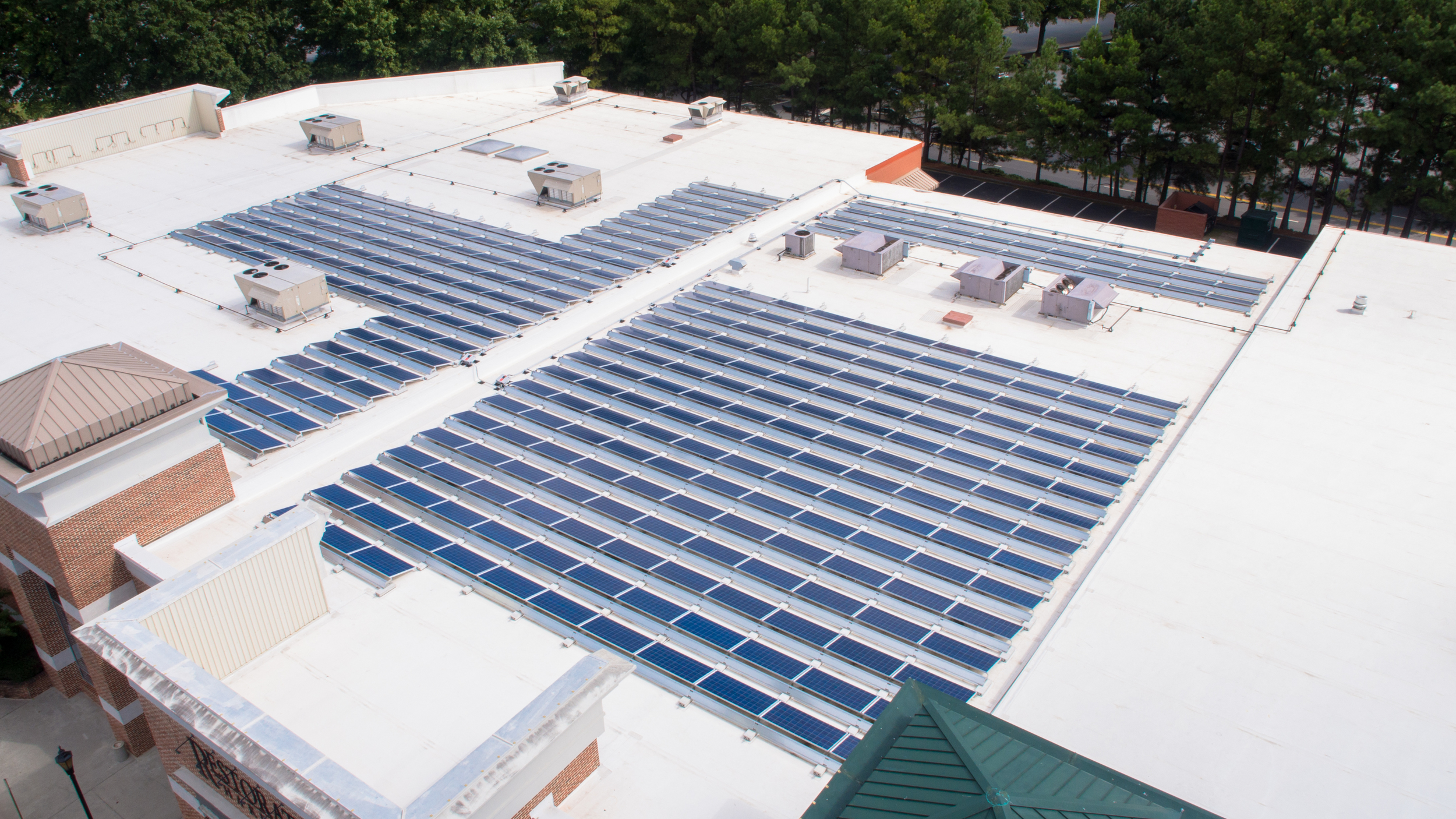 CORO Realty Advisors Solar PV System
