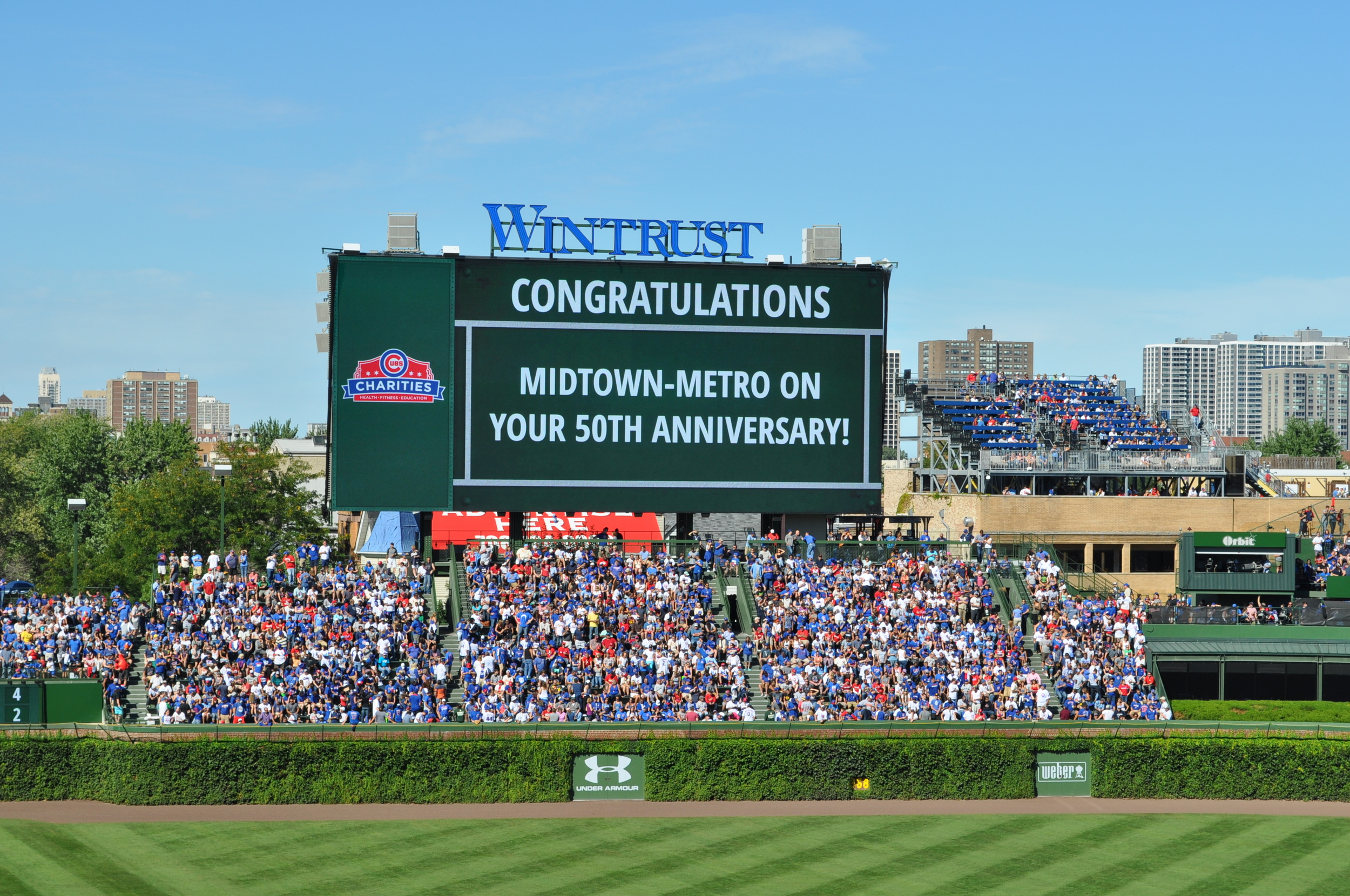 Cubs Tickets & Kuma Too Gift Card