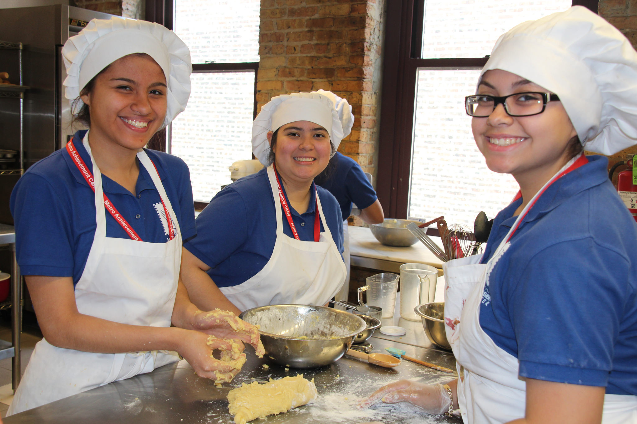 Midtown Educational Foundation offers separate high school summer internship programs for boys and girls.