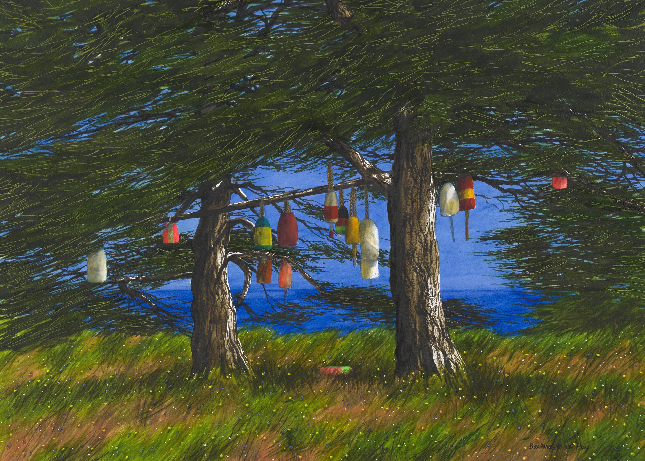 Buoy Tree