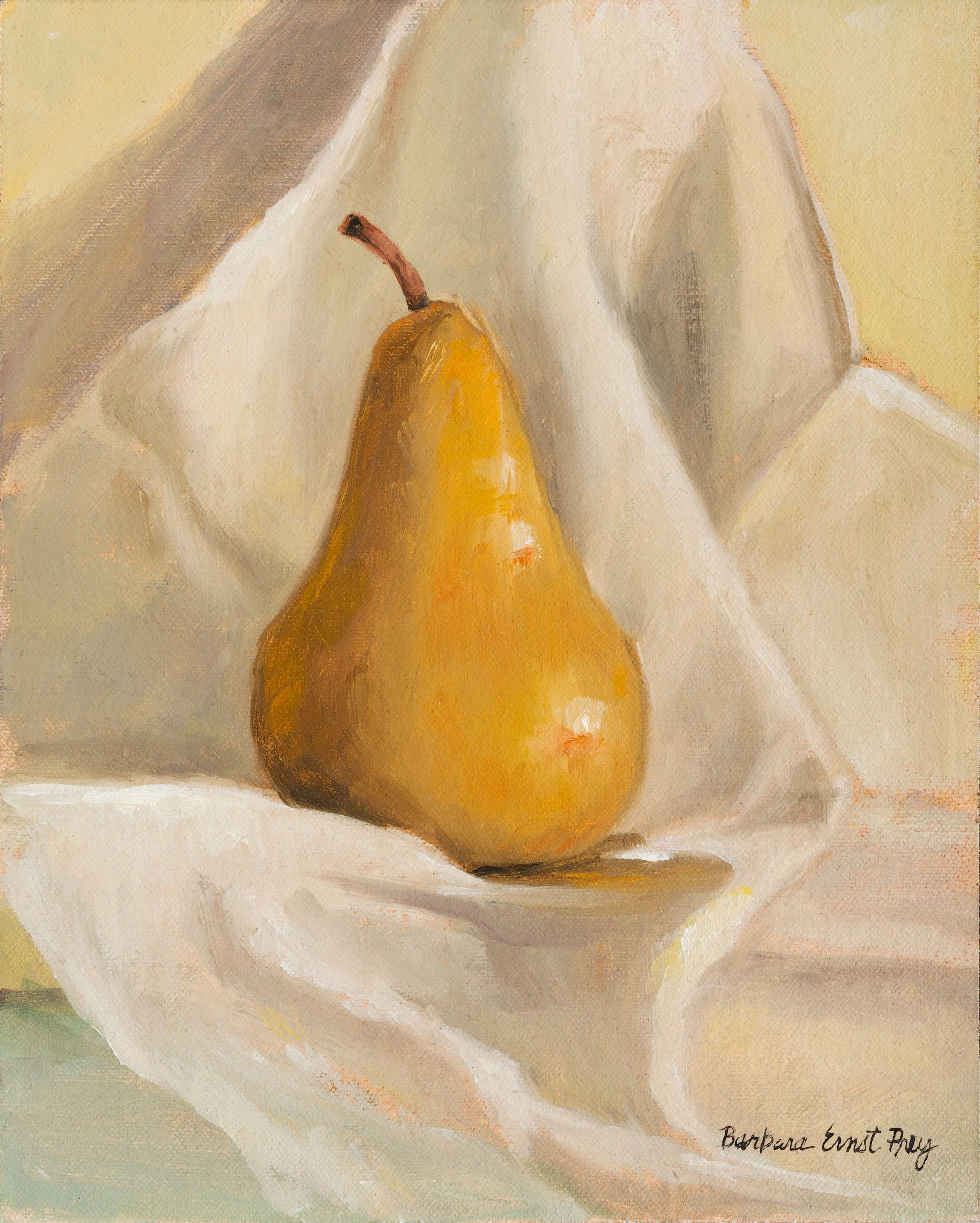 Pear and Linen