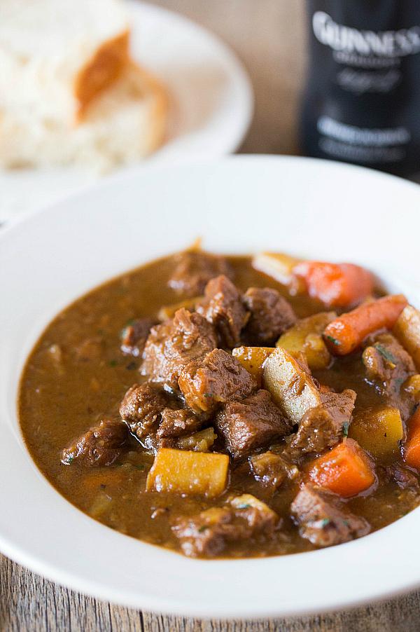 Guinness Irish Stew by Browneyedbaker