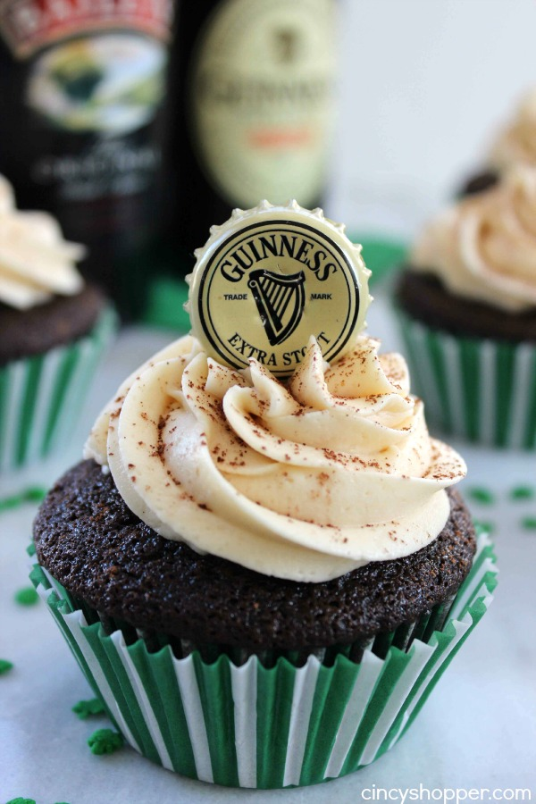 Guinness Cupcakes by Cincyshopper