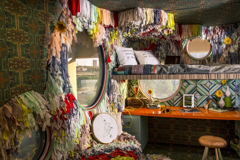 Original Interior Photo courtesy of SCAD