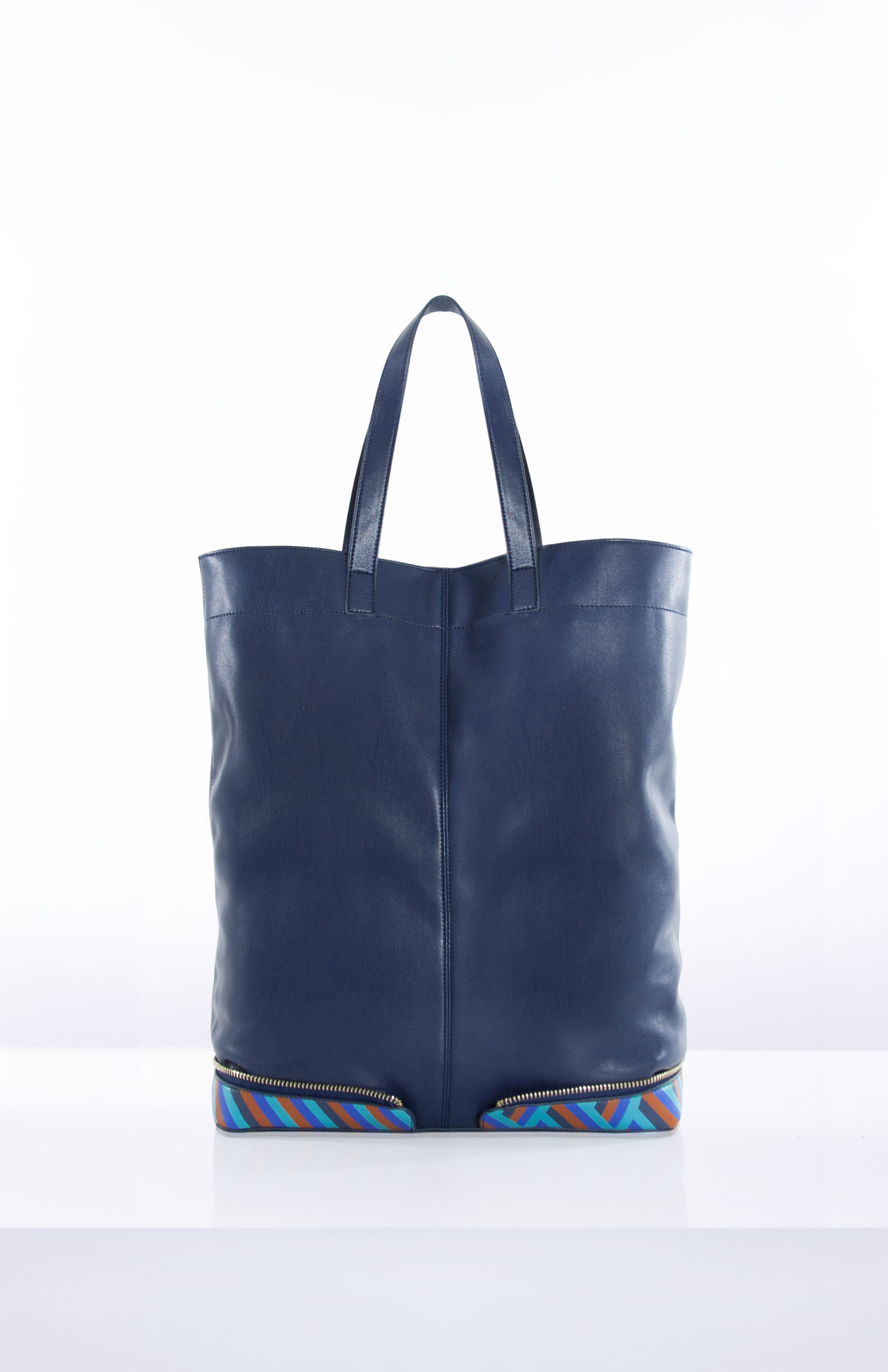 CHARLY FOLD-DOWN TOTE