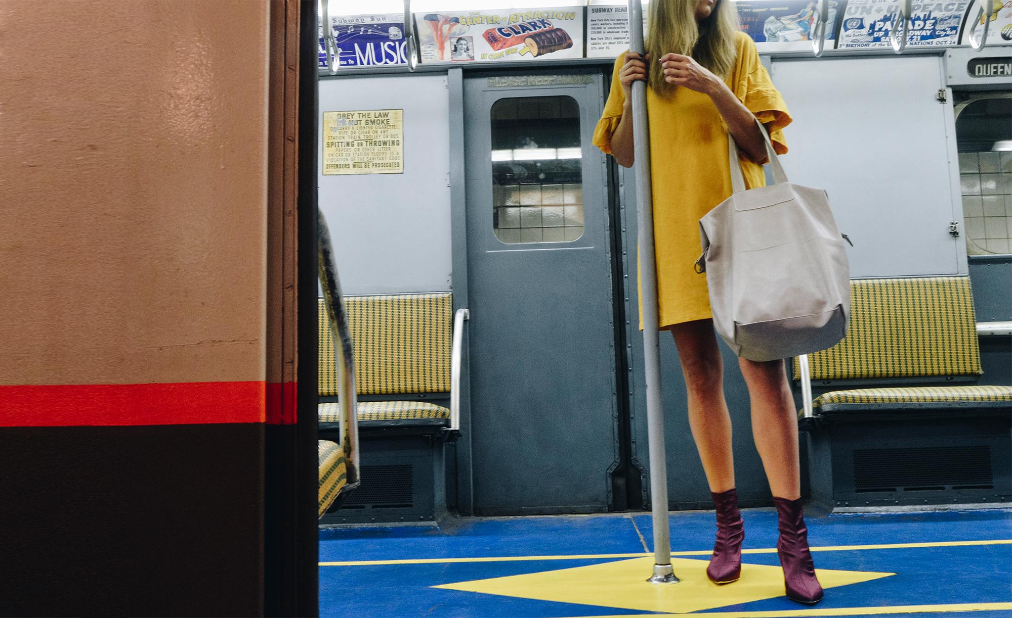 WEEKENDER BAG DESIGNED BY VERGE CREATIVE GROUP #BYVERGE