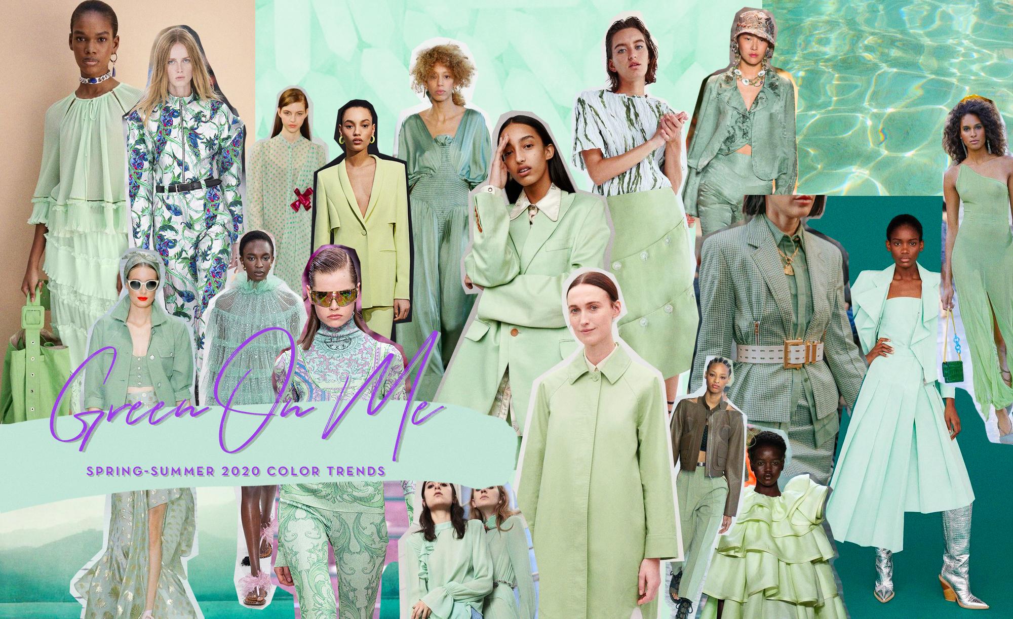 Green On Me.VergeCreativeGroupSS2020Color