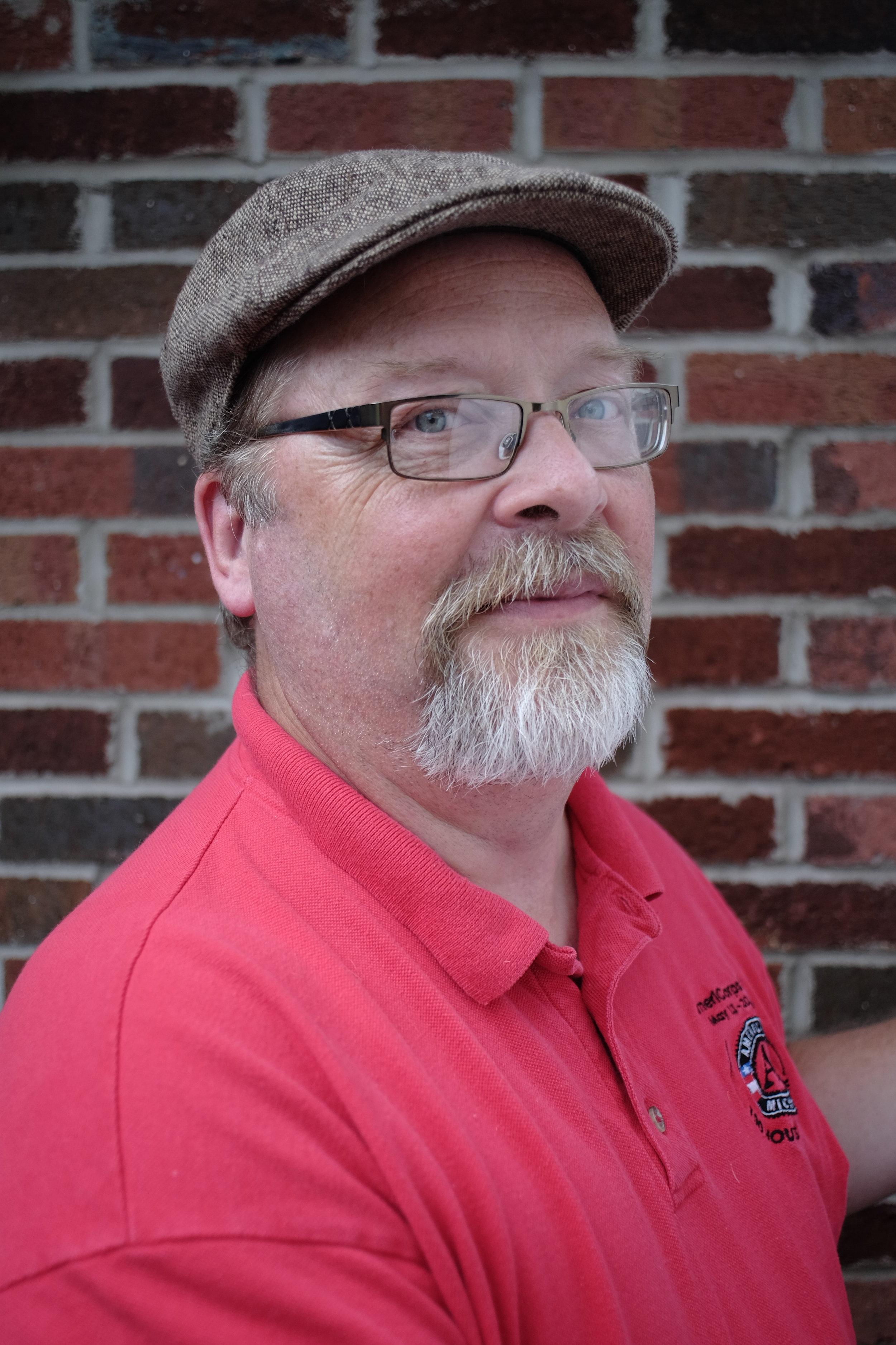 John's our Veterans Coordinator and a Veteran.