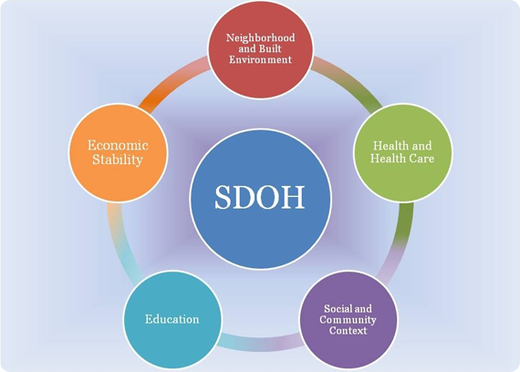 The Social Determinants of Health (SDOH)