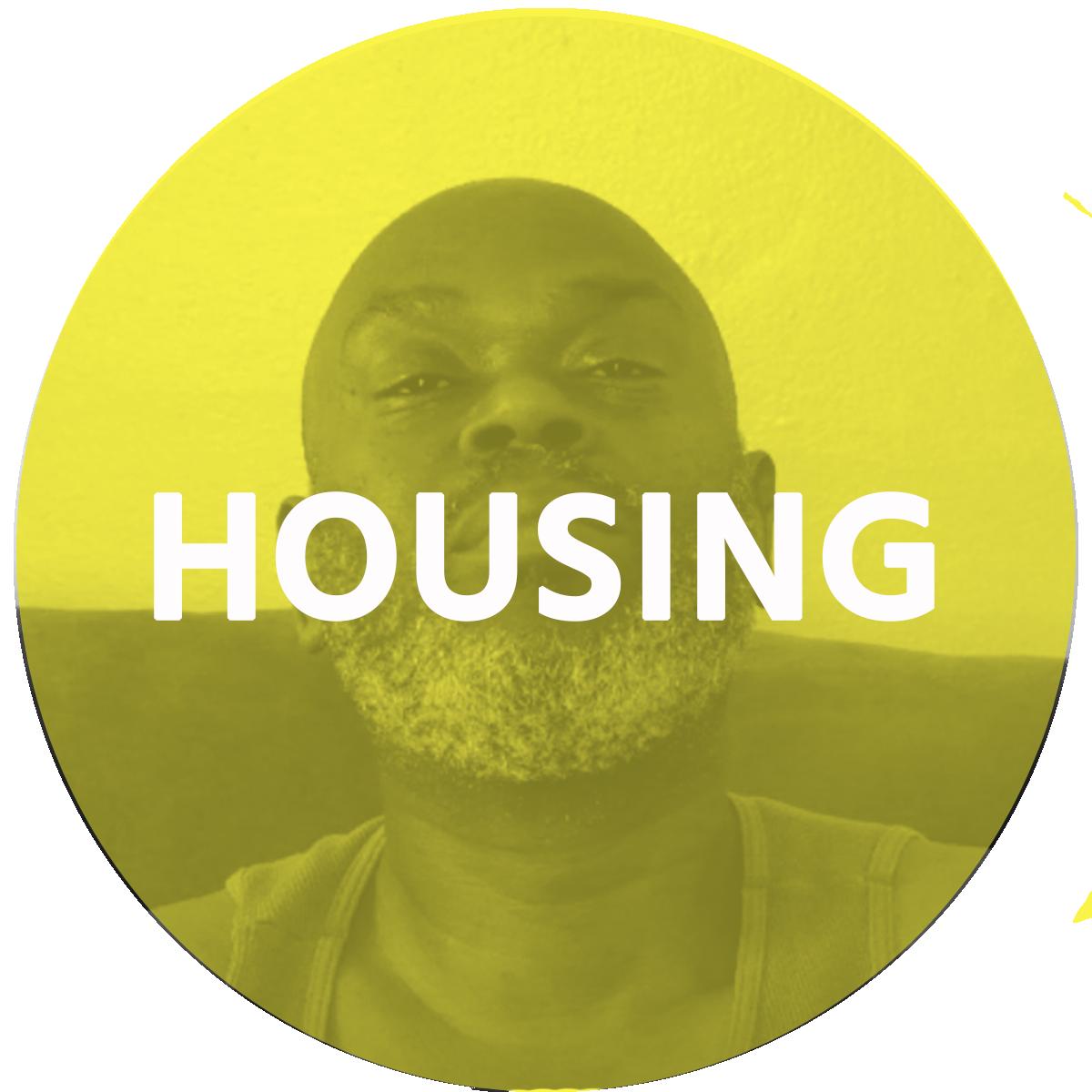 Neighbors like Frank are rebuilding their lives…