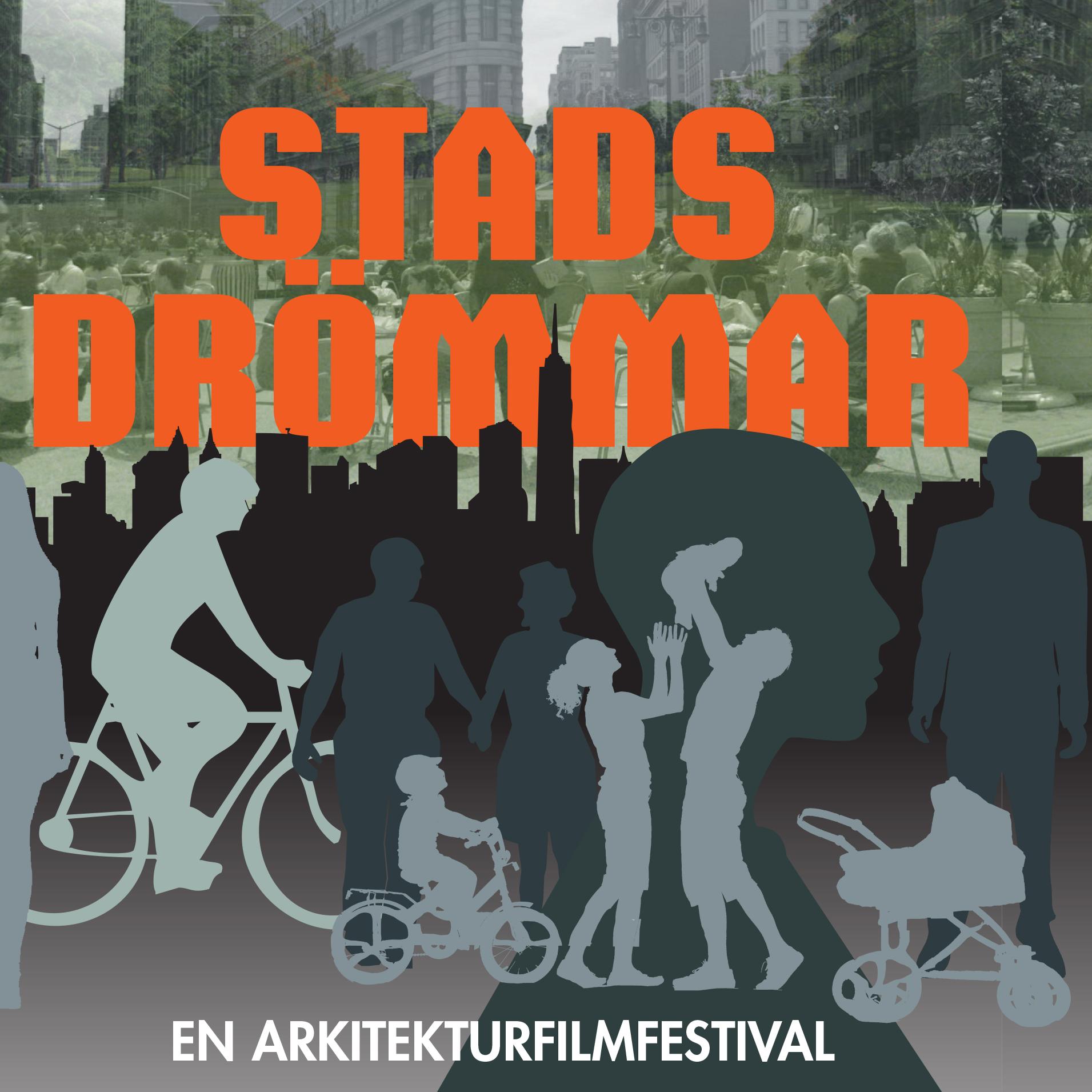 Välkommen till Stadsdrömmar, en arkitekturfilmfestival i Växjö!