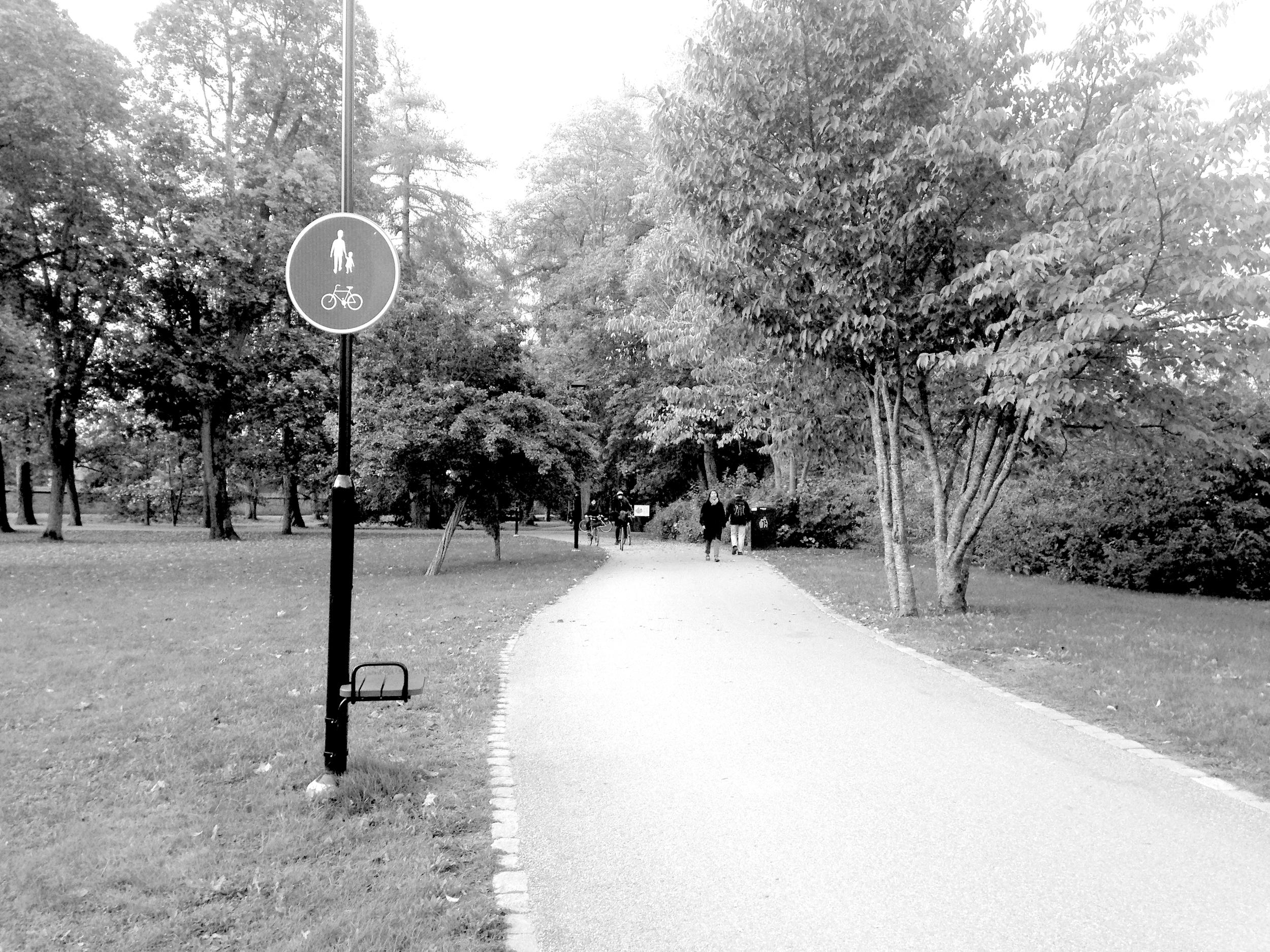 Separering av cyklister och gående från andra trafikanter är en effektiv åtgärd för att öka trafiksäkerheten (Trafikverket 2011).