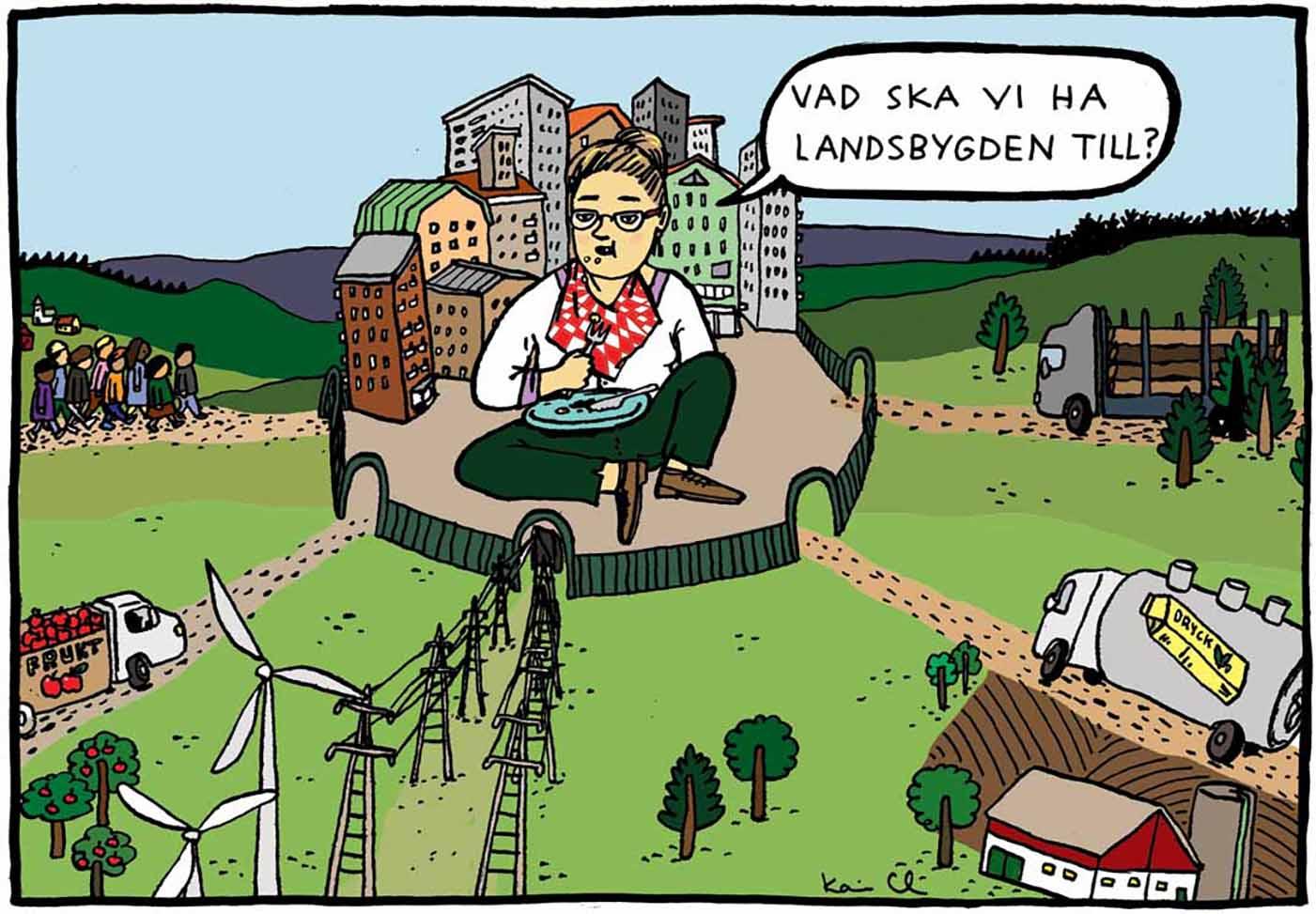 Illustration: Karin Casimir Lindholm