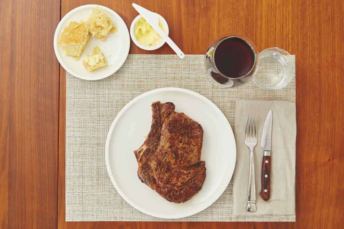 45 Day Dry Aged Steak