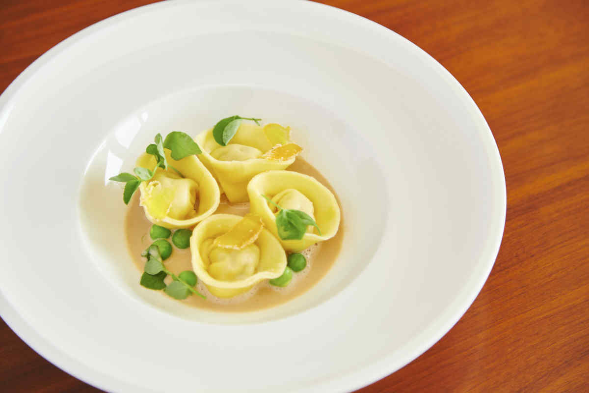 Housemade Parmesan Explosion Cappelletti