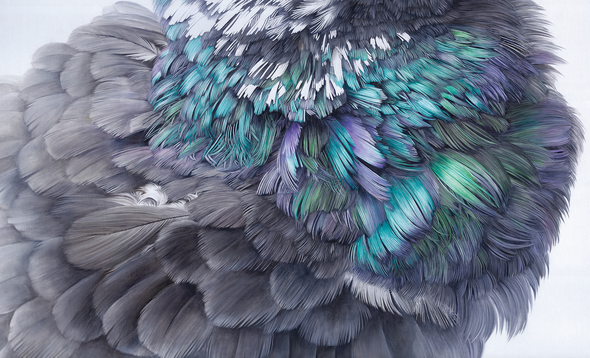 Feather Wall