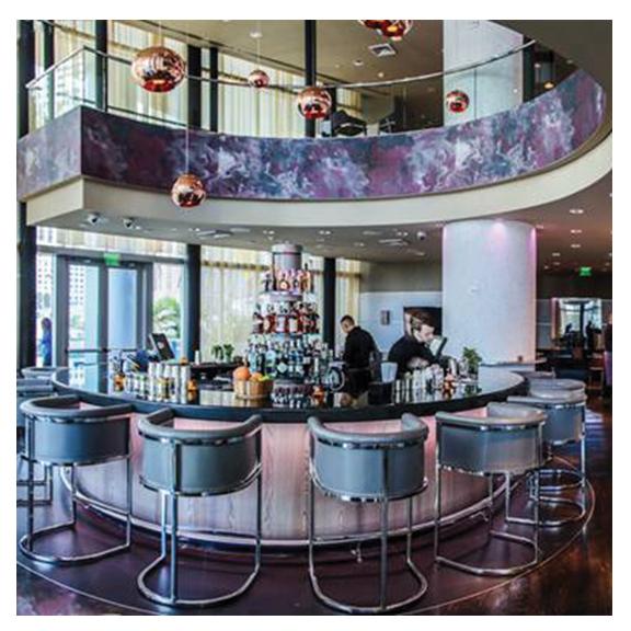 Epic Hotel – Lilt Lounge                         Miami, FL      Michael Cina – Red