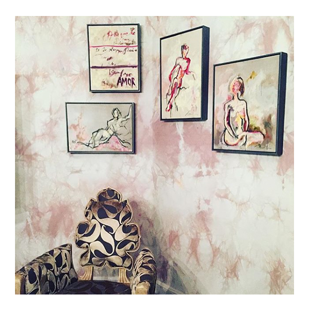 Buckingham Interiors / Holiday House        New York, NY       Hanoux – Rose Quartz