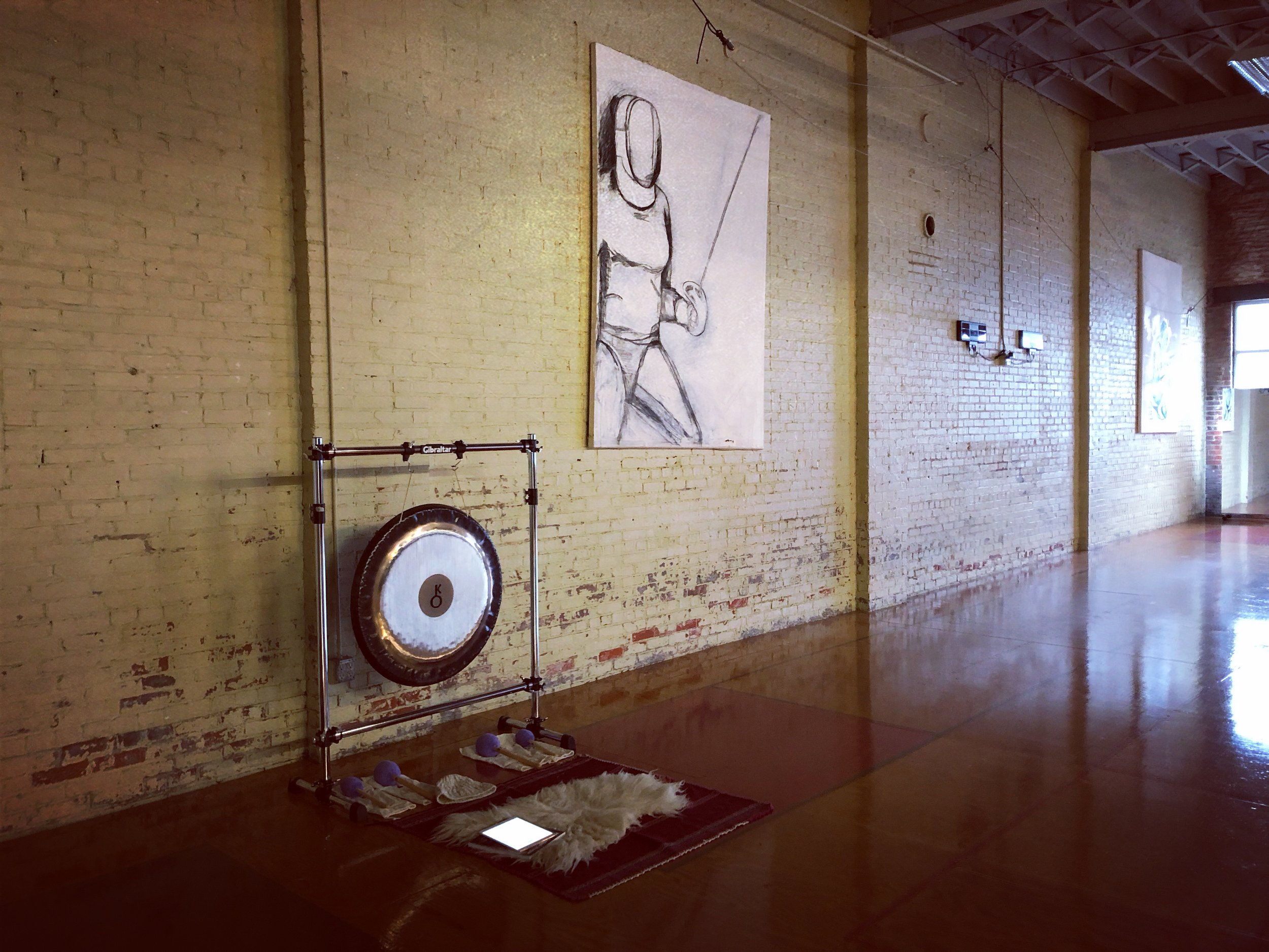 Thursday Kundalini Yoga Classes   at Mid-South Fencers' Club from 9:00am to 10:15am  125 N. Gregson Street, Durham, NC 27701  downtown next to Rose's Meats & Sweets in the Brightleaf District