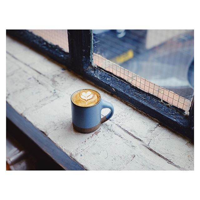 Tiny little cortado cups now for sale in our wee shop.
