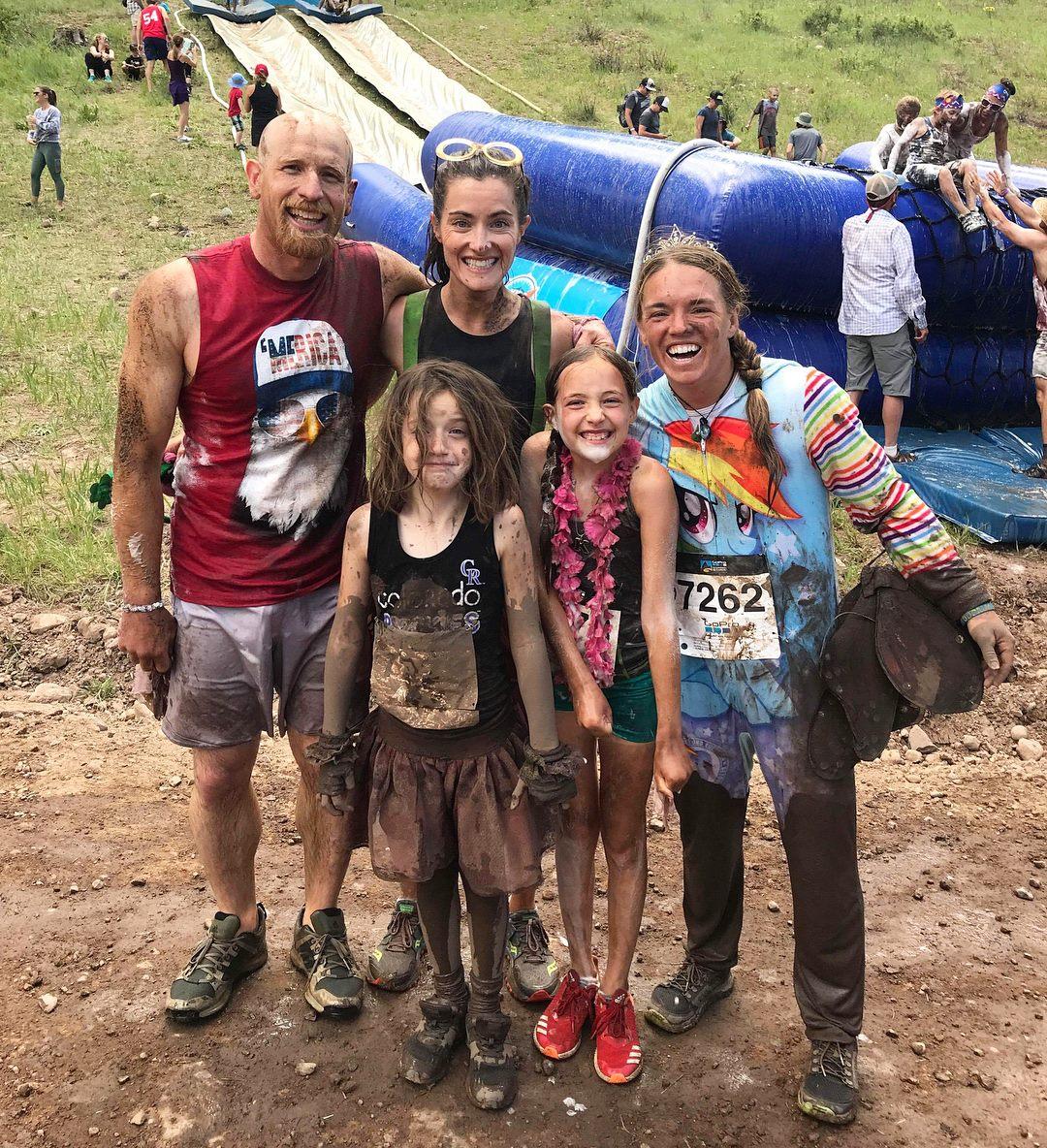 My Stafford Family Mud Run