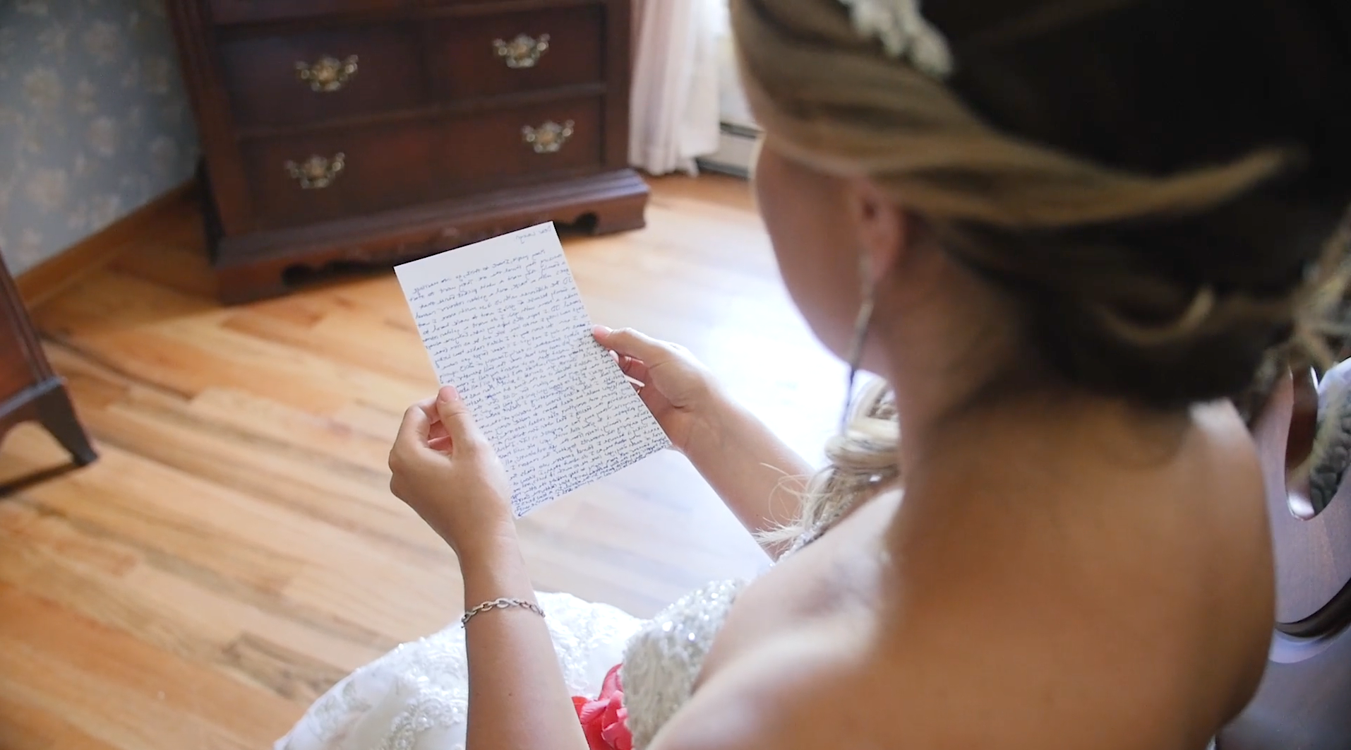 love letter bride