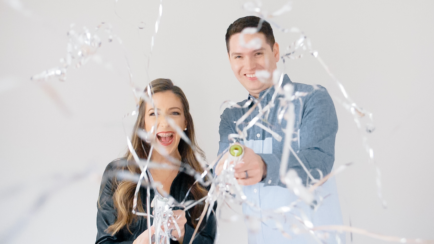 NJ Wedding Videographers, Website Refresh, Cue the Confetti, Tonemedia