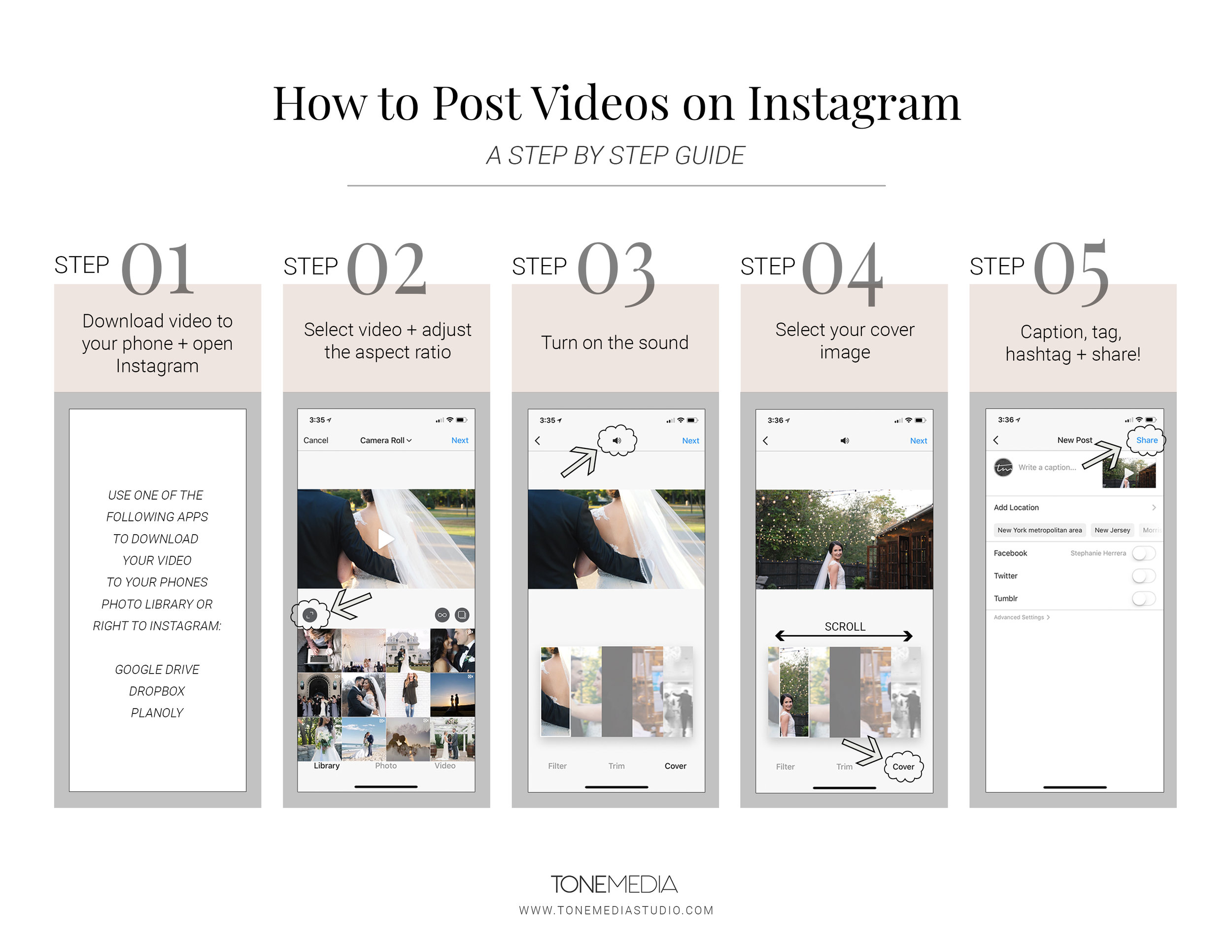 How to Post Videos on Instagram