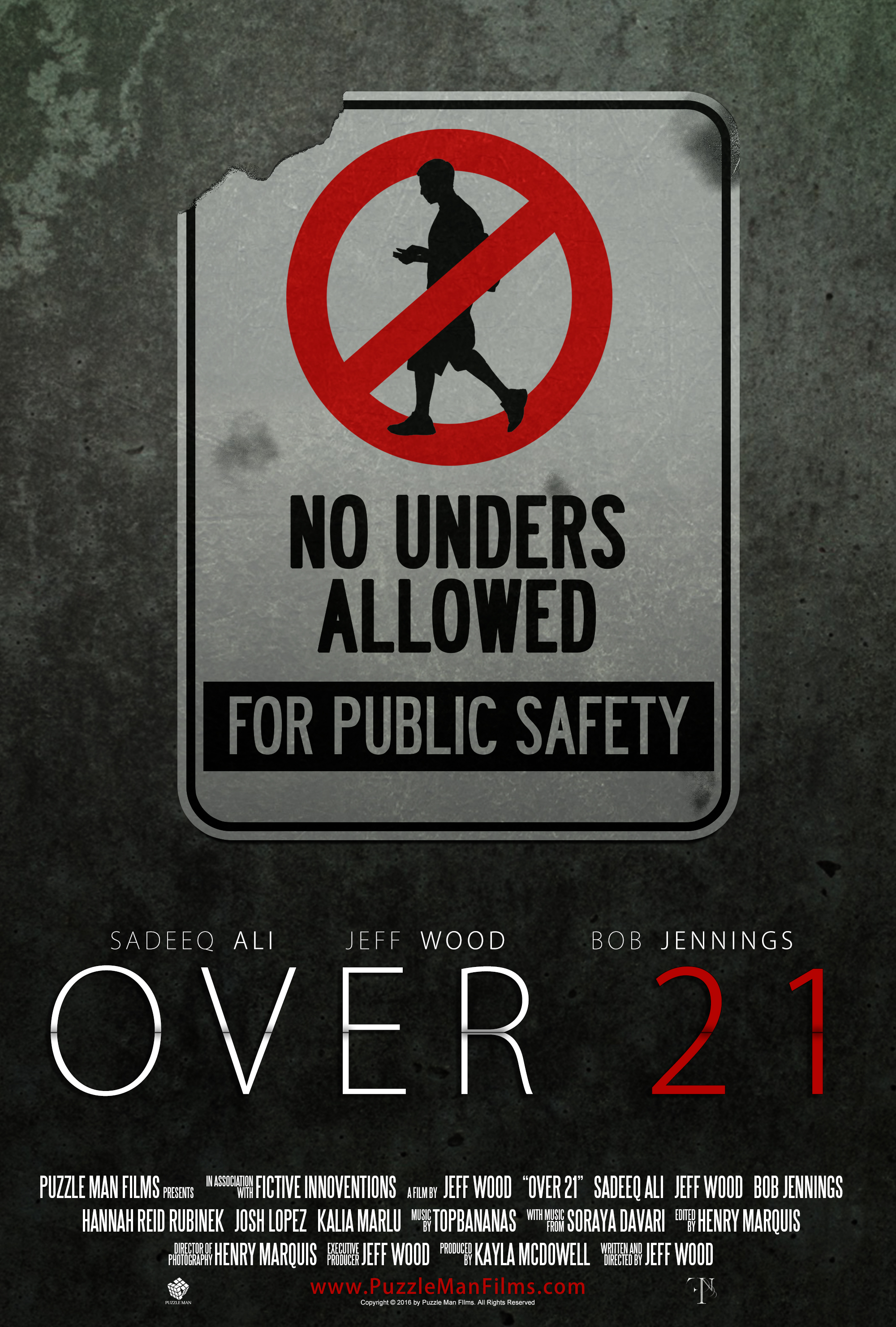 Over 21