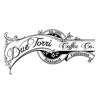 Due Torri Coffee Co Logo