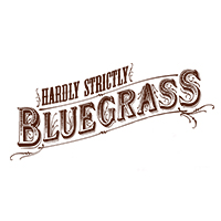 Hardly Strictly Bluegrass Logo