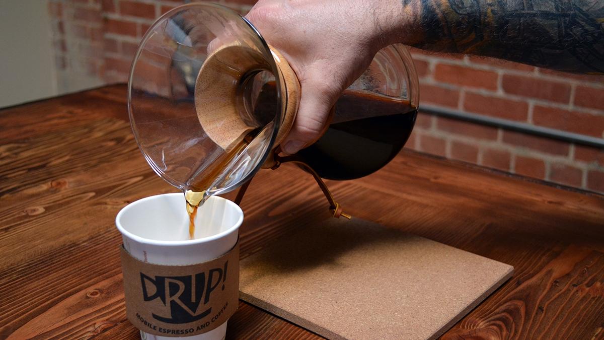 Drip! Mobile Espresso