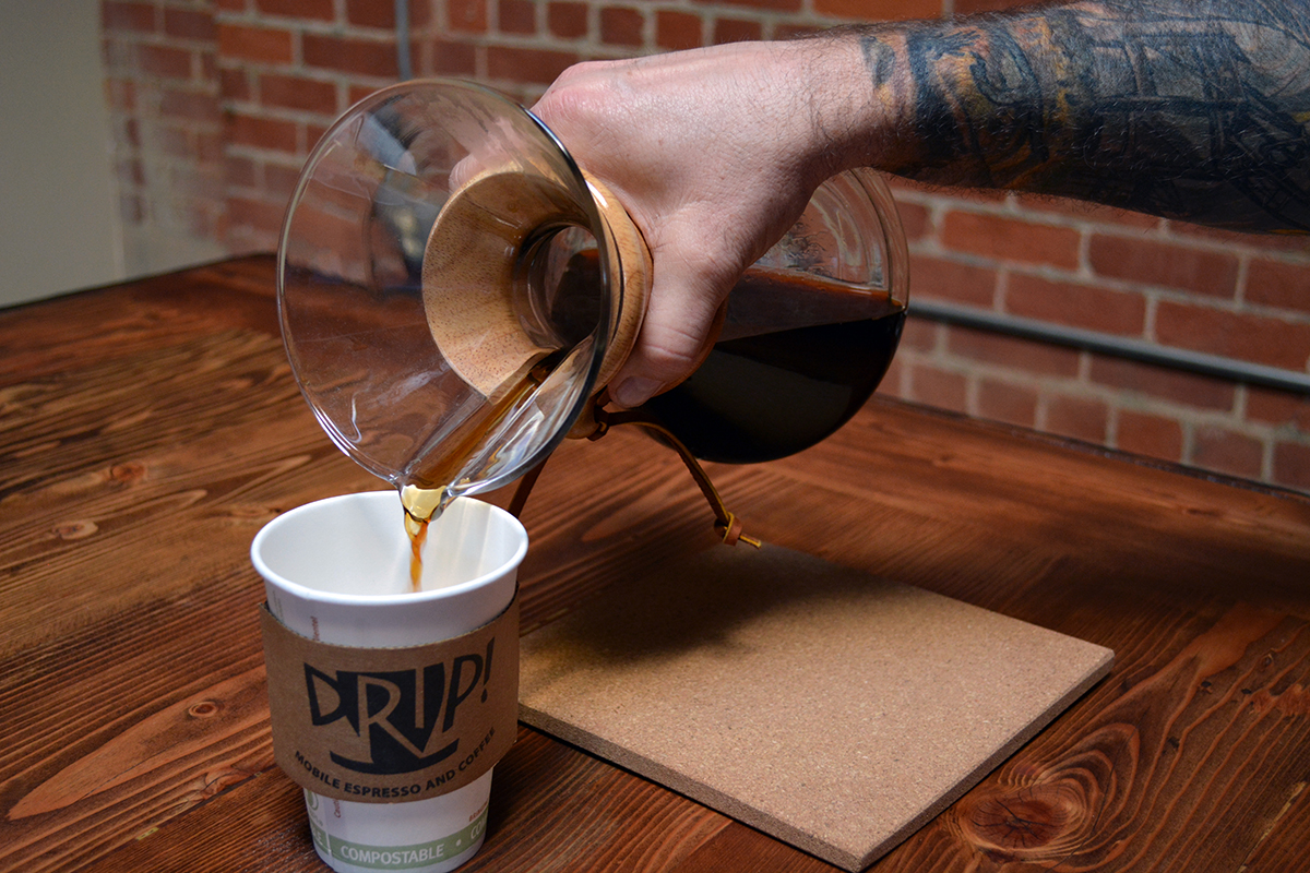 Drip Espresso