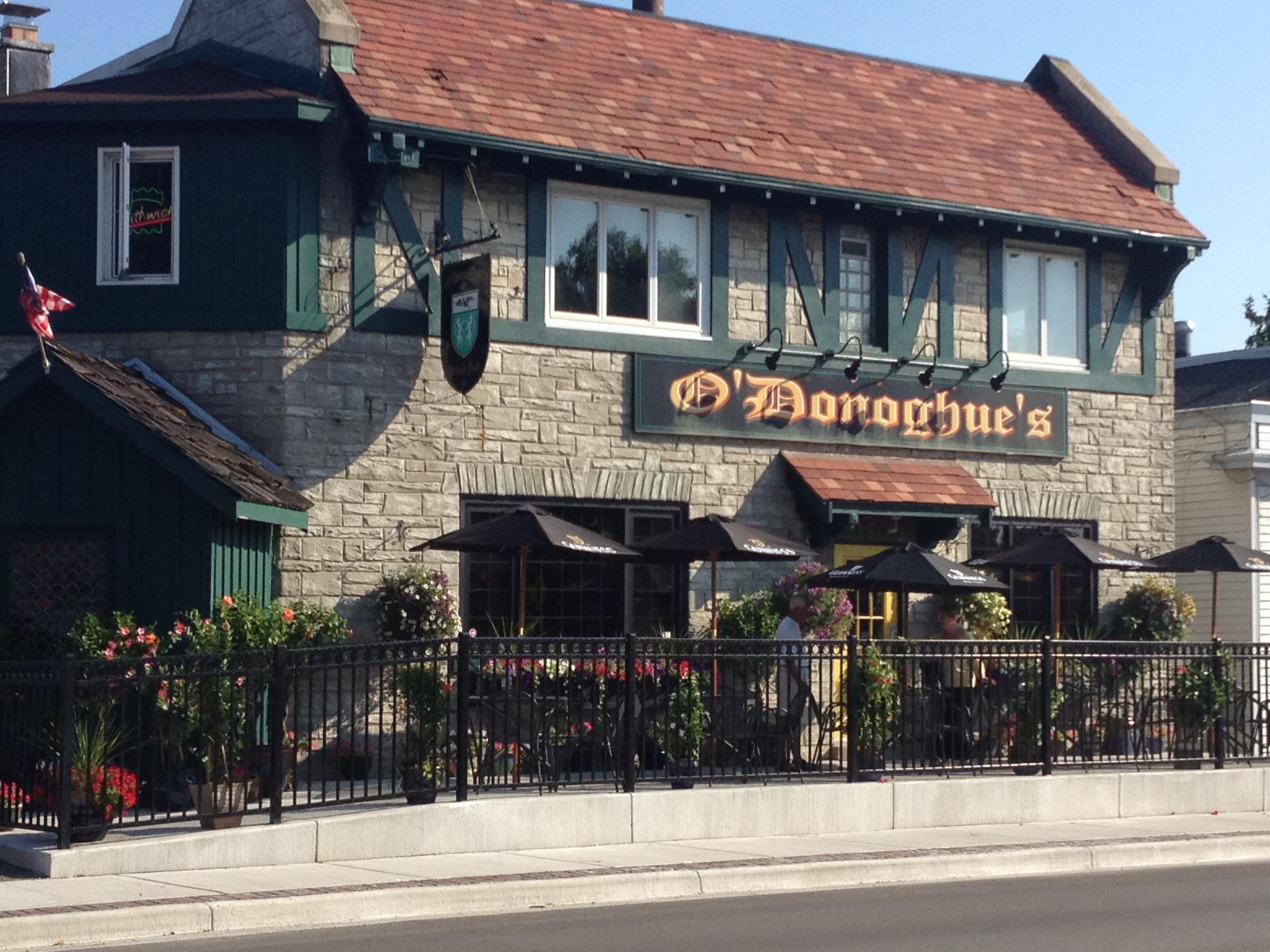 PHOTO COURTESY OF O'DONOGHUE'S IRISH PUB
