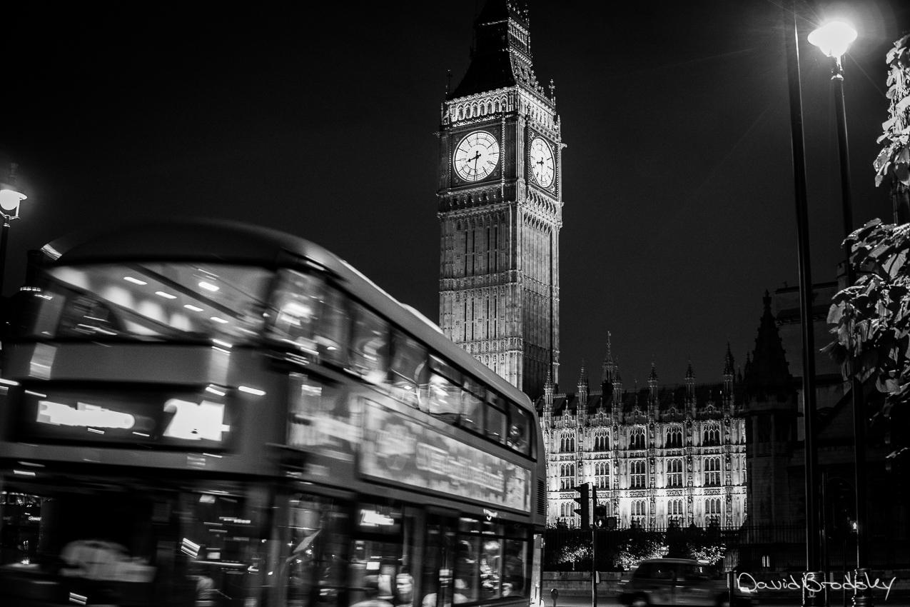 London @ 8-30 PM
