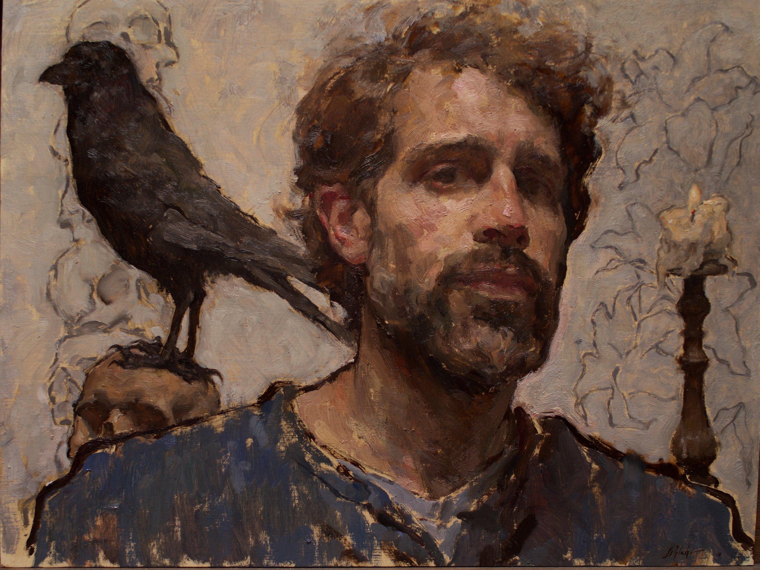 Travis Schlaht, Self Portrait