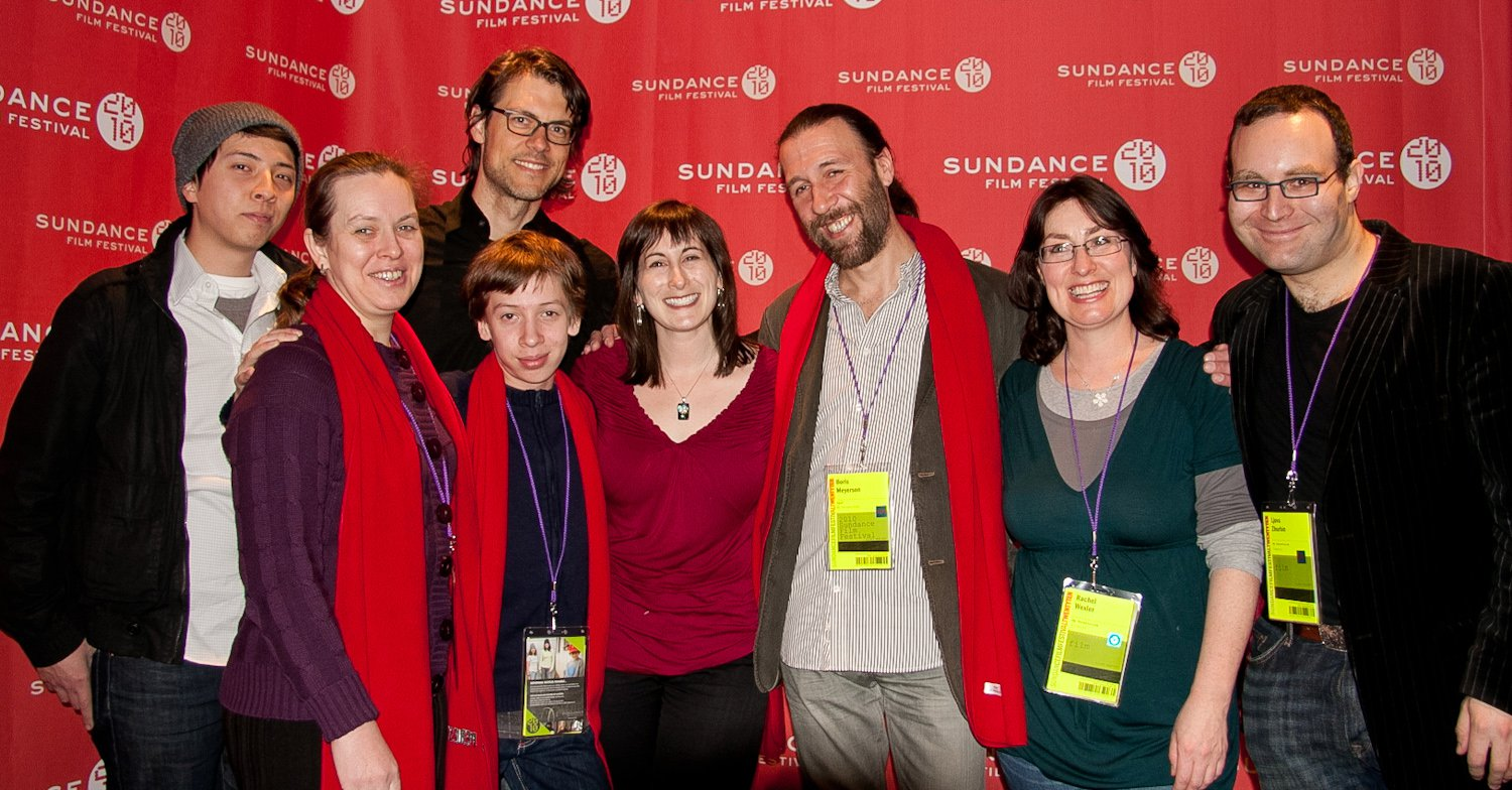 Premiere for  My Perestroika  at Sundance 2010