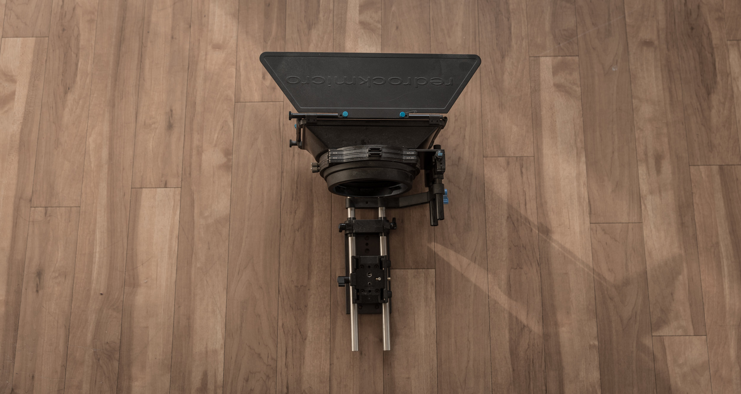 A mattebox I've only used for one shoot 9 years ago.