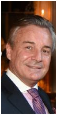 Mr. Franck Laverdin (Board Chair)