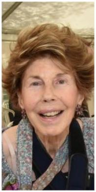 Madame Jean-Paul Anglès (President Emerita)